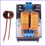 Jacob's Ladder Coloring Page Awesome Image 120w Zvs Induction Heating Power Supply Module Tesla Jacob
