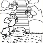 Jacob's Ladder Coloring Page Awesome Stock Jacobs Ladder Coloring Page Crafting The Word God