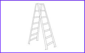 Jacob's Ladder Coloring Page Best Of Gallery Furniture Coloring and Tracing Pages