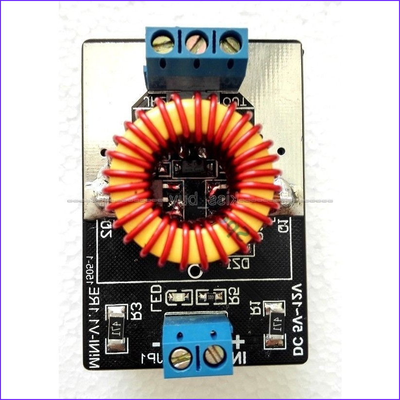 Jacob's Ladder Coloring Page Best Of Image 5v 12v Zvs Induction Heating Tesla Coil Driver Board Jacob