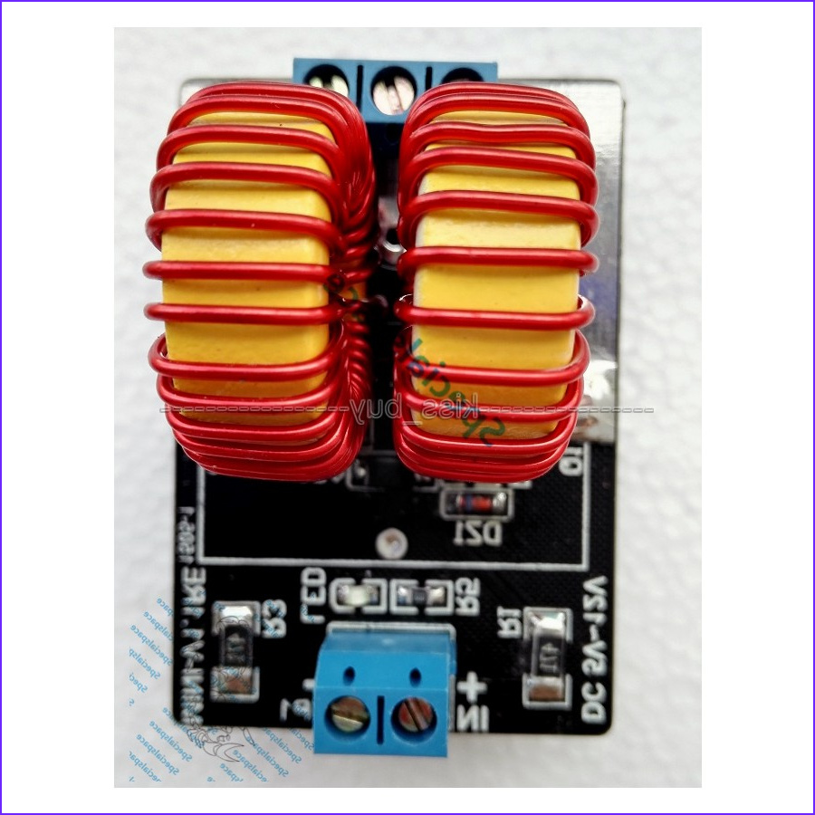 Jacob's Ladder Coloring Page Cool Photos 5v 12v Zvs Induction Heating Power Supply Module Tesla