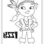 Jake And The Neverland Pirates Coloring Pages Awesome Photos Jake And The Neverland Pirates 1 Free Disney Coloring