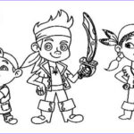 Jake And The Neverland Pirates Coloring Pages Beautiful Stock 35 Jake And Neverland Pirates Coloring Pages Jake And The