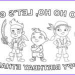 Jake And The Neverland Pirates Coloring Pages Unique Gallery Happy Birth Ethan Coloring