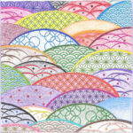 Japan Coloring Book Awesome Image Vive Le Color Japan Coloring Book Review