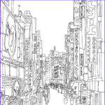 Japan Coloring Book Best Of Stock Japanese Coloring Books For Adults Cleverpedia