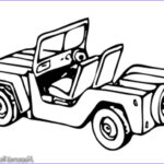 Jeep Coloring Pages Best Of Gallery Jeep Coloring Pages Kidsuki