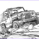 Jeep Coloring Pages Luxury Stock 26 Best Images About Jeep Coloring On Pinterest