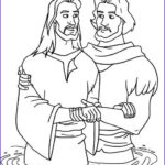 Jesus Baptism Coloring Page Beautiful Photos 60 Best Images About John The Baptist On Pinterest