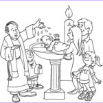 Jesus Baptism Coloring Page Beautiful Photos Pin On Church Busy Bags