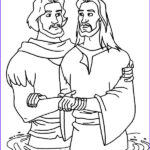 Jesus Baptism Coloring Page New Images 33 John Baptizes Jesus Coloring Page Jesus Baptized By