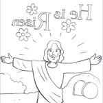 Jesus Christ Coloring Pages Cool Images Quotes Catholic Easter Printables Quotesgram