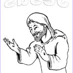 Jesus Christ Coloring Pages Elegant Gallery Free Christian Coloring Pages For Kids And Young Children