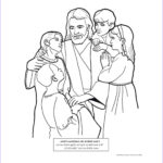 Jesus Coloring Book Best Of Gallery Primary Lds Lesson Ideas
