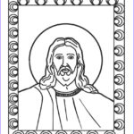 Jesus Coloring Book Unique Image Free Printable Jesus Coloring Pages For Kids