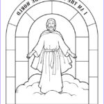 Jesus Coloring Pages For Kids Beautiful Collection I Am The Light Of The World John 8 12 Free Printable