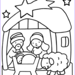 Jesus Coloring Pages For Kids Best Of Photos Baby Jesus Coloring Pages Best Coloring Pages For Kids