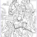 Jesus Coloring Pages For Kids Cool Image Free Christian Coloring Pages For Kids Children And