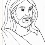 Jesus Coloring Pages For Kids Elegant Stock Storytime At Church