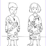 """Jesus Coloring Pages For Kids Luxury Gallery """"covered By Christ"""" Coloring Pages"""