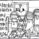 Jesus Coloring Pages For Kids Luxury Images Free Printable Nativity Coloring Pages For Kids Best