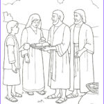 Jesus Feeds 5000 Coloring Pages Awesome Photos Jesus Feeds 5000 Preschool Coloring Sheet – Colorings