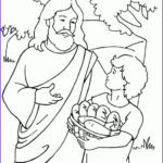 Jesus Feeds 5000 Coloring Pages Beautiful Images The Most Elegant Lovely Jesus Feeds The 5000 Coloring Page