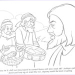 Jesus Feeds 5000 Coloring Pages Best Of Collection 40 Jesus Feeds 5000 Coloring Page Jesus Feeds The