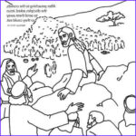 Jesus Feeds 5000 Coloring Pages Elegant Photos Jesus Feeds The Five Thousand Bible Coloring Card