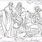 Jesus Feeds 5000 Coloring Pages Inspirational Photography Jesus Feeds The Five Thousand Coloring Page Coloring Home