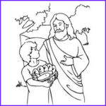 Jesus Feeds 5000 Coloring Pages Inspirational Photos Jesus Feeds 5000 Jesus Feed 5000 Sunday School