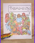 Jesus Feeds 5000 Coloring Pages Luxury Images Jesus Feeds 5000 Coloring Page – Children S Ministry Deals