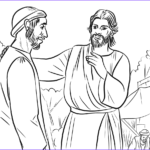 Jesus Heals The Blind Man Coloring Pages Best Of Images Jesus Heals A Man Born Blind Coloring Page