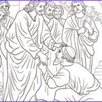 Jesus Heals The Blind Man Coloring Pages New Gallery 39 Jesus Heals Blind Man Coloring Page Jesus Heals The