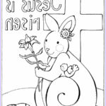 Jesus Resurrection Coloring Pages Awesome Collection Easter Coloring Pages Best Coloring Pages For Kids