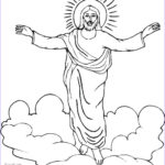 Jesus Resurrection Coloring Pages Awesome Photography Resurrection Jesus Coloring Page
