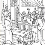 Jesus Resurrection Coloring Pages Awesome Photos 166 Best Images About Bible Jesus In Garden Crucifixion