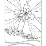 Jesus Resurrection Coloring Pages Beautiful Photos Free Easter Adult Coloring Page By Faith Skrdla