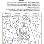 Jesus Resurrection Coloring Pages Elegant Gallery Color By Number Bible Sheets