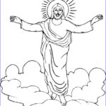 Jesus Resurrection Coloring Pages Elegant Images Free Printable Christian Coloring Pages For Kids Best