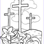 Jesus Resurrection Coloring Pages Luxury Photos Free Printable Christian Coloring Pages For Kids Best