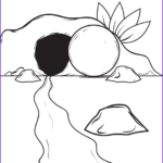 Jesus Resurrection Coloring Pages Luxury Stock The Resurrection Of Jesus Christ Coloring Page