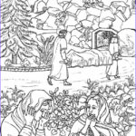 Jesus Resurrection Coloring Pages New Photos 110 Best Images About Resurrection Of Jesus On Pinterest
