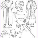 Jesus the Good Shepherd Coloring Page Elegant Photography New Testament Gospel Doctrine Coloring Page for Good