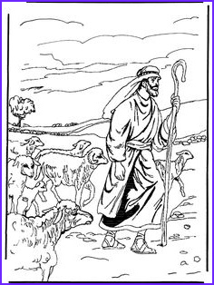 Jesus the Good Shepherd Coloring Page Inspirational Collection Free Coloring Page Good Samaritan
