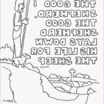 Jesus The Good Shepherd Coloring Page New Photos Luxury Jesus Is Our Good Shepherd Coloring Pages