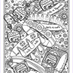 Jewelry Coloring Pages Beautiful Stock Book Jewelry Jewels Fashion Adult Coloring Pages