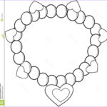 Jewelry Coloring Pages Luxury Photos Beautiful And Attractive Necklace Colouring Pages Picolour