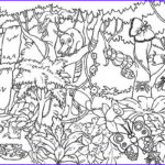 Jungle Coloring Pages Beautiful Image Pin On Donna