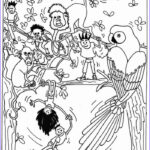 Jungle Coloring Pages Cool Image 9 Jungle Animals Coloring Pages Disney Coloring Pages